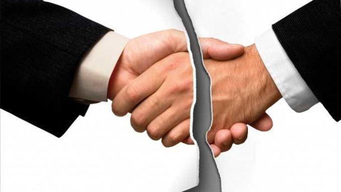 Трудовой контракт. Расторжение трудового контракта.
