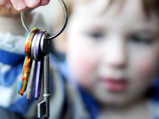 Выселение несовершеннолетнего ребенка из квартиры