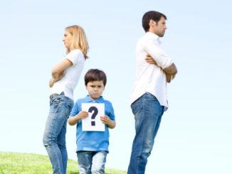 спор о детях